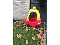 Little Tykes Car - good condition for sale ideal for christmas