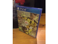 FIFA 17 BRAND NEW AND SEALED FOR PS4 JUST £34 ONE LEFT