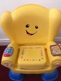 Fisher price smart stage seat