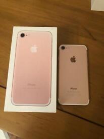 iPhone 7 Rose Gold 256Gb
