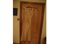 Mother of the Bride 2 piece dress and jacket