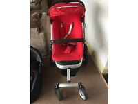 Quinny buzz travel system-good condition