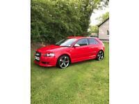 Audi A3 tdi sline