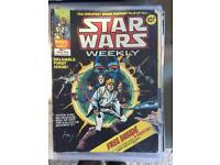 100 1970's STAR WARS COMICS