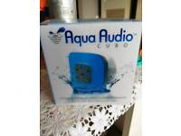 Aqua audio wriless speaker
