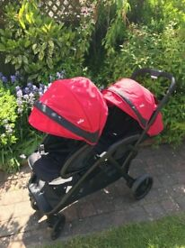 Joie Evalite Tandem Double Buggy