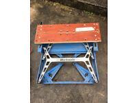 Workmate DIY Bench
