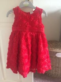 12-18mth Party Dress