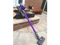 Dyson V6 Animal (requires new battery)