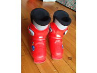 Rossignol Kids Ski Boots Mondopoint size 18.5 (around UK child 11)