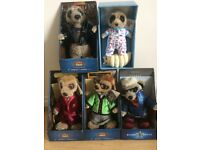 5 x Meerkats for Sale (can be sold separately)