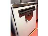 Foster HR 200 Refrigerator Undercounter Cabinet (+3°/+5°C)