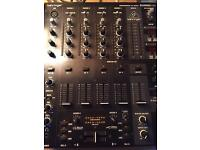 Behringer DJX900usb DJ Mixer (& USB Sound Card)