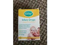 Colief infant drops new and sealed