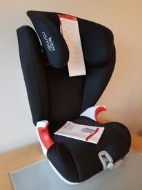 Britax Römer Kidifix SL Group 2/3 car seat - NEW AND UNUSED