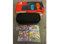Nintendo Switch - excellent condition