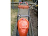 FLYMO EASI GLIDE 300V HOVER ELECTRIC LAWNMOWER