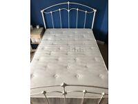 Excellent condition Laura Ashley double mattress