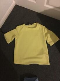 Newlook top size 8