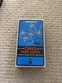 Office USB Fairly Lights