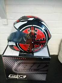 "Helmet ""Box"" size L New"