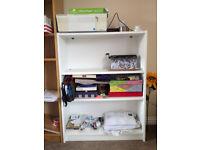 Ikea BILLY White Bookcase/shelf