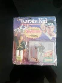 Original Retro boxed Karate Kid Toy Hornby