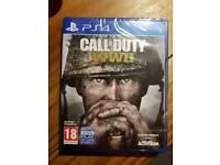 Call of Duty WW2 Brand New