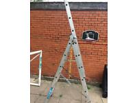 Zarges skymaster ladders