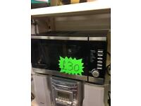 new digital microwave in perfect conditions without box now only 30£!