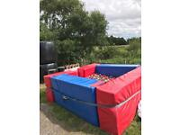 Commercial ballpit