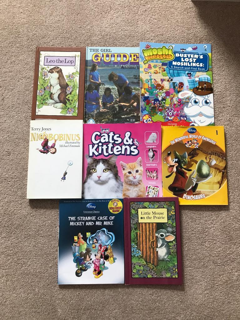 Children's book bundle £1 📚 for all