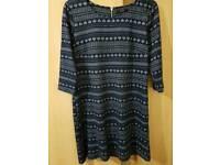 Lovely knitted dress