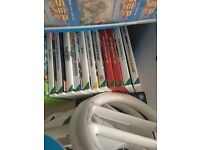 Selection if wii games
