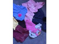 Girls clothes bundle 2-3 y Joules ,Next Gap and M &s
