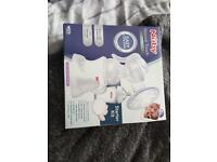 Nuby breast pump starter set