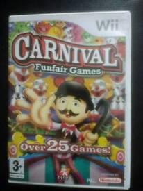 2x Wii Games