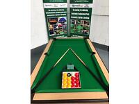 SOLD SOLD - Pool Table