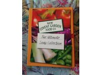 Cook books homemade Covent Garden Soup NEW