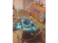Finding Nemo Jumperoo - nearly new