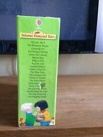 Usborne Apple Tree Farmyard Tales Collection - A Classic favourite