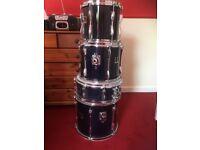 Yamaha stage custom drum kit (1997)
