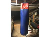 BBE hanging heavy punch bag