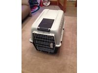 Dog carry cage