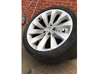 Volkswagen Scirocco *GENUINE* alloys