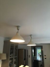 Kitchen pendant lights ivory