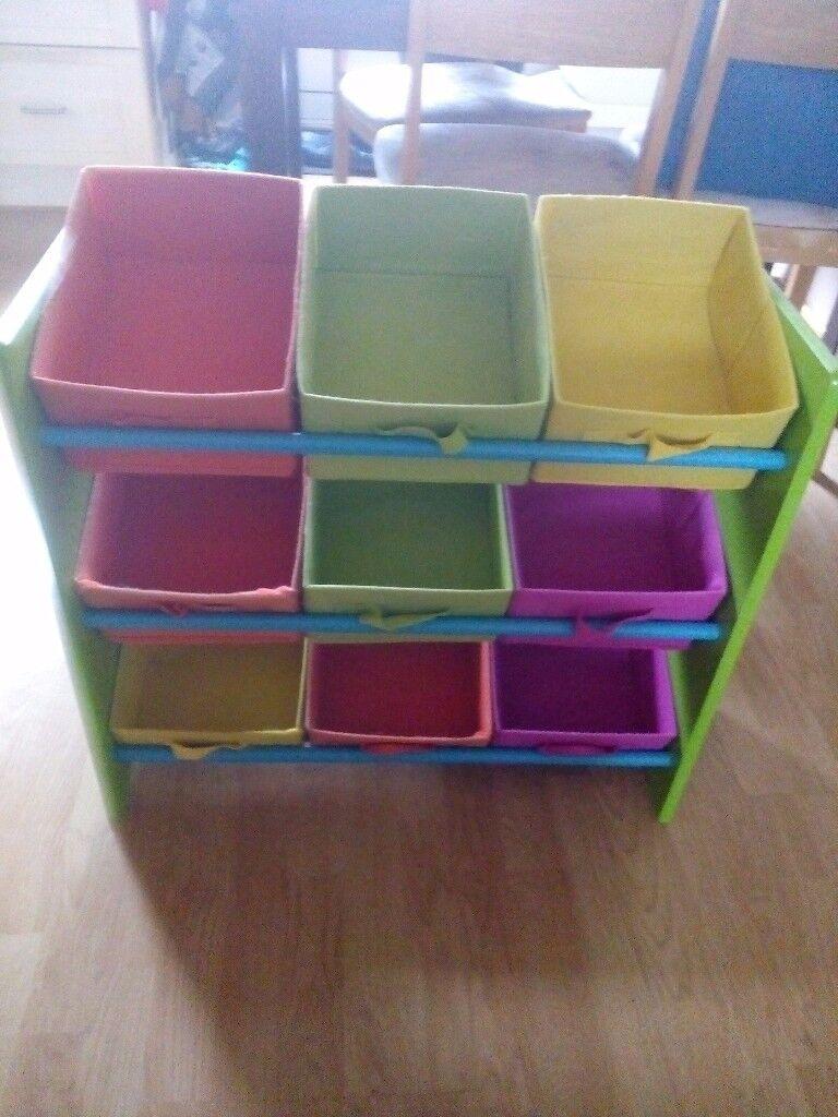 Children Box Organizer