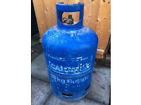 Gas Bottle Cylinder - Empty - 15kg Calor Gas - Butane