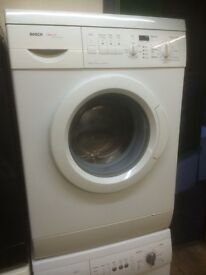 Bosch washing machine £115 can deliver