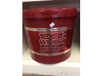 Brand New Scitec 100% Whey Protein 5kg